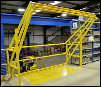 Pallet Safety Gates