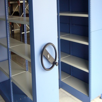 Picture of Mobile Shelving