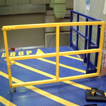 Image of Pallet Safety Gates